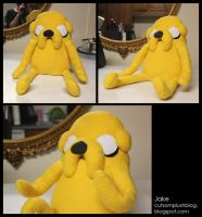 Jake the Dog by rinchansflower88