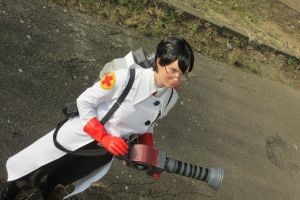 Medic by GingerwithHat