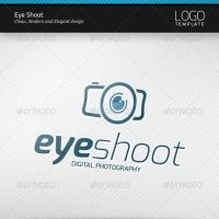 Eye Shoot Logo by artnook