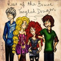 The Big 4 by Disney-Sarah