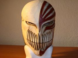 Bleach mask Ichigo hollow by ROSTEER