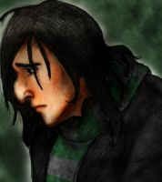 Young Severus Snape by catgirl123