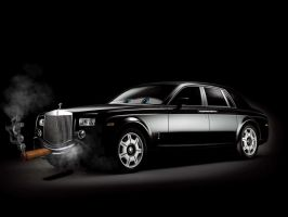 Rolls Royce Phantom CARS by xeonos