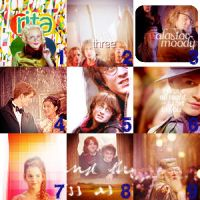 Icons Harry Potter 4 by lore246