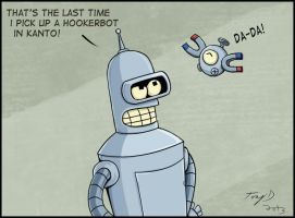 BenderBaby by sbkMulletMan
