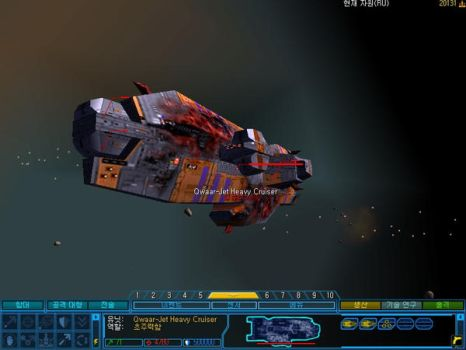 Homeworld2 Universe Mod 2 by pqh5703