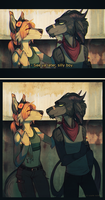 See ya later, silly boy by LiLaiRa