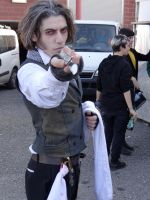 Sweeney Todd - Mantova Comics 2014 by Groucho91