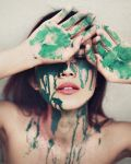 Color me blue and green by bwaworga