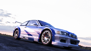 BMW M3 GTR -2- by Cloudi5