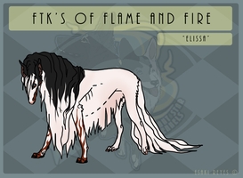 FTK's Of Flame And Fire - Silk CCDI by Esaki