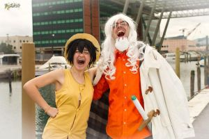 One Piece laugh by Zaziki95