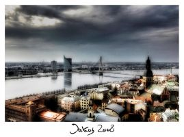 Riga by jaeko