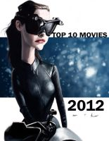 My Top 10 Movies of 2012 by DevonneAmos