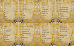 Book Of Shadows Contents Pages by misstudorwoman