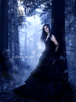 My Beautiful Darkness by DenysRoqueDesign