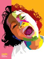 MY DAUGHTER in WPAP by prie610