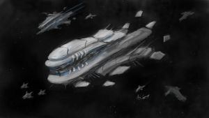 Cruiser Concept by fusobotic