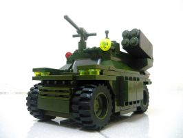 Random War Vehicle 5 by SOS101