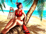 Beach day by Jeannette11