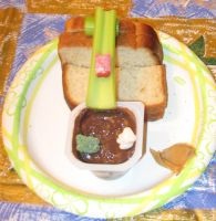 Still Having Fun with Lunch - Sandwich Artistry by technodrumguy