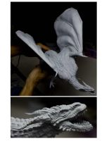 dragon printed by dankatcher