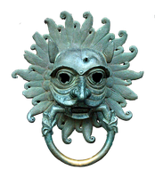 Durham Knocker transparent PNG by debzb17