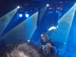 Children of Bodom 2012 Alexi again by NokturnaMortum