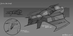 Jet Concept by AaronQuinn