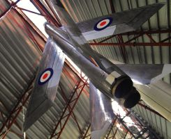 Lightning - RAF Cosford by PhilsPictures
