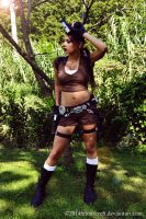 Tomb Raider Legend - No more enemies here by FuinurCroft