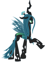 Queen Chrysalis Vector by Donnyku
