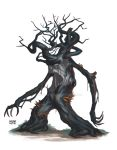 Weeping Treant by BryanSyme