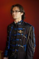 Steampunk Military Command 1 by Kairnth
