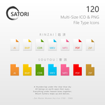 SATORI - File Type Icon by Krisada