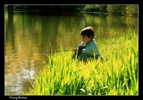 Fishing Pastime by vbgecko