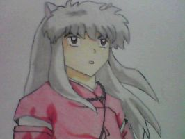 Inuyasha by Dook89