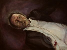 DYING? (Gregory House / Hugh Laurie) by MrsGraves