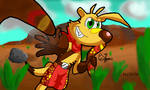 Ty the Tasmanian Tiger by TecGeckoTaylor