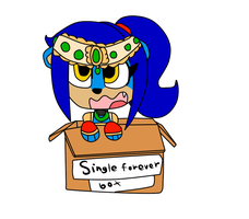 Single Forever Box by queenmafdet