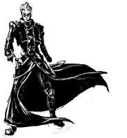Vash the Stampede by r7ll
