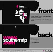 southern rip clothing Tshirt by ximmer