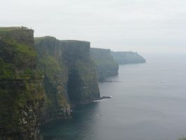 The Cliffs of Moher by Godforoth