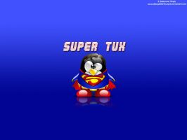 Super TUX v1 by djBoy0007punjab
