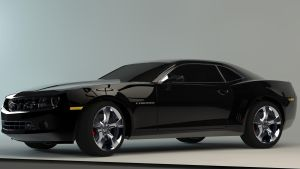 Chevrolet Camaro RS 2009 by RendePilot