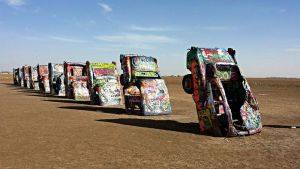 Cadillac Ranch by DrivenByChaos
