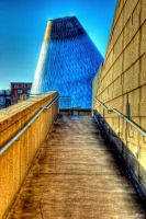 Museum of Glass Study 010 HDR by UrbanRural-Photo