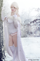 Emma Frost - X-men by MagicYuu