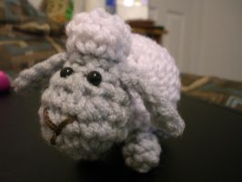 Sheep Amigurumi by Slowdance-Romance
