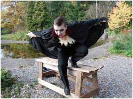 Young Dracula I by Eirian-stock